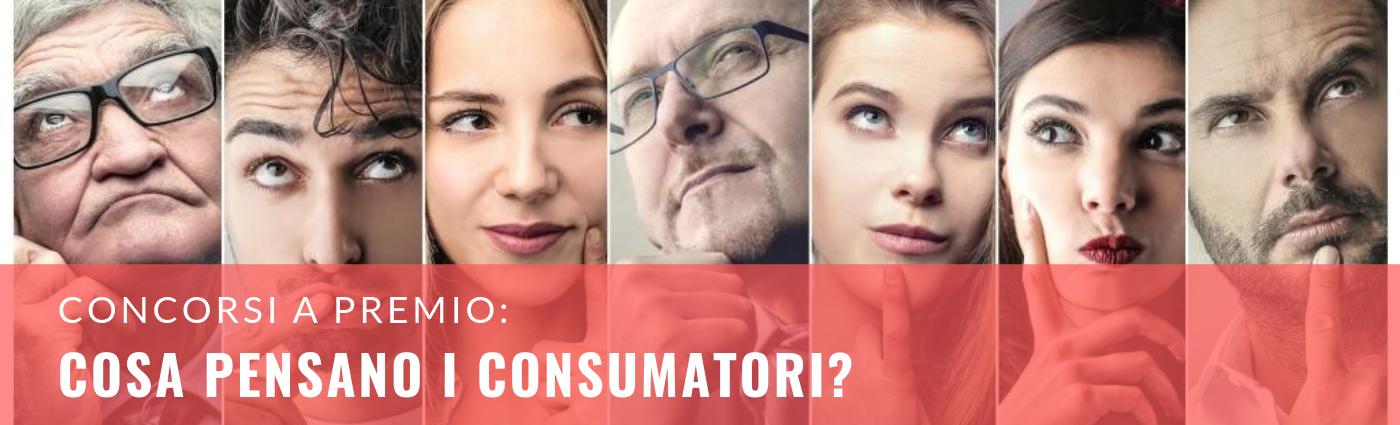 Cosa pensano dei concorsi a premio i consumatori?