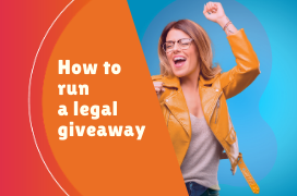 How to run a legal giveaway
