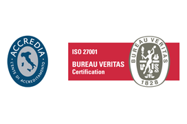 Promosfera is ISO/IEC 27001 certified: further guarantee of quality for our clients