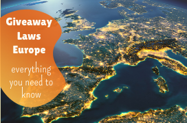 Giveaway Laws Europe: everything you need to know