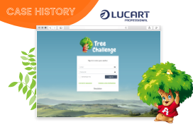 "Lucart holds ""Tree Challenge"", the sales incentivisation campaign with a focus on sustainability"