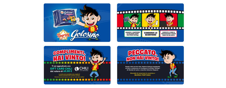 Golosino promotion success story