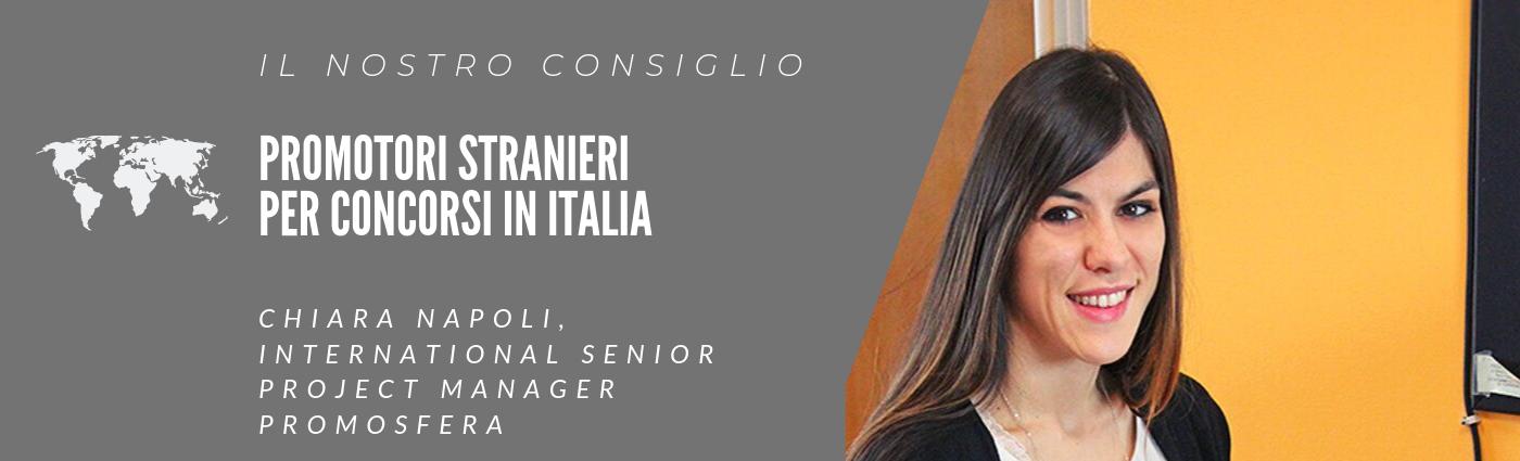 Un'azienda straniera può indire un concorso in Italia?