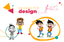 CHARACTER DESIGN: creating a personality or a Character for your promotion