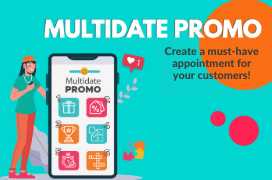Multidate Promo: offer your consumers a new activity every day
