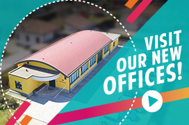 We've moved, visit our new offices!